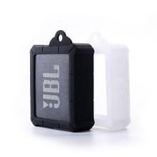 Le plus récent Durable couverture en Silicone anti chocs portant la sacoche pochette étui pour JBL GO 2 GO2 Portable Bluetooth haut parleur étanche
