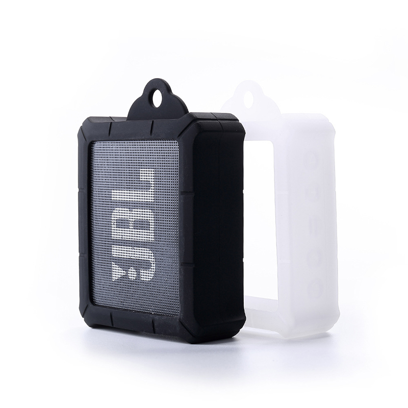 Newest Durable Anti-knock Silicone Cover Carrying Sleeve Bag Pouch Case For JBL GO 2 GO2 Portable Bluetooth Waterproof Speaker