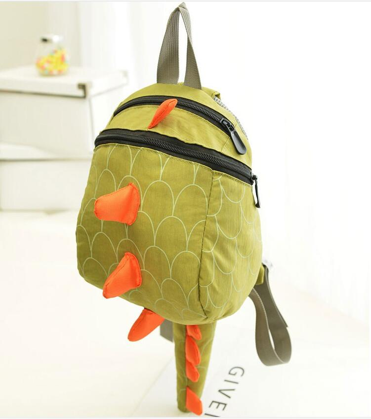 The New Child DinosaurBag Europe and the United States style Children 's bag kindergarten backpacks school bags