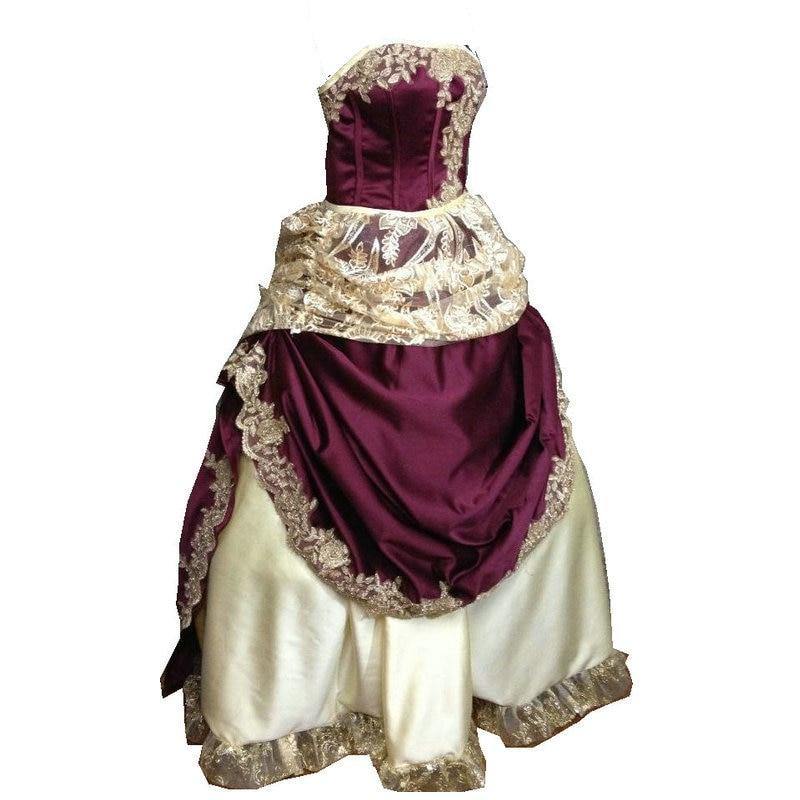 Halloween Us 097 Vintage Belle Lâche guerre Xs 6 De Bal D Gothique 26 Civile Victorienne Robes Southern 6xl Sz Robe BqWwPZd