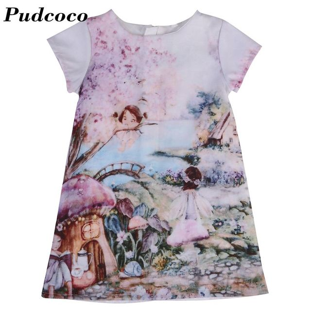 463e4bbd5 Aliexpress.com   Buy Pudcoco 2017 INS Hot National Style Baby Kids ...