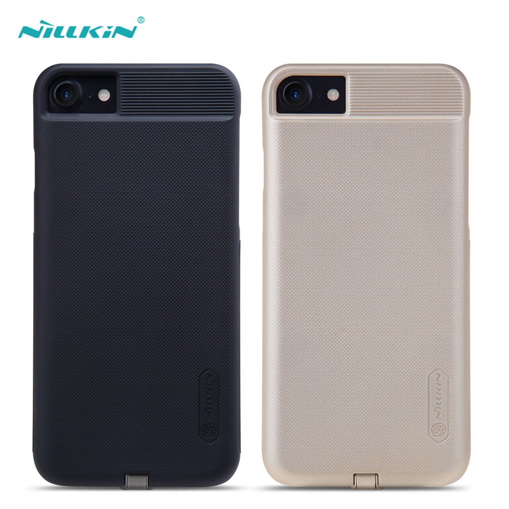buy nillkin receiver case for iphone 7 qi. Black Bedroom Furniture Sets. Home Design Ideas