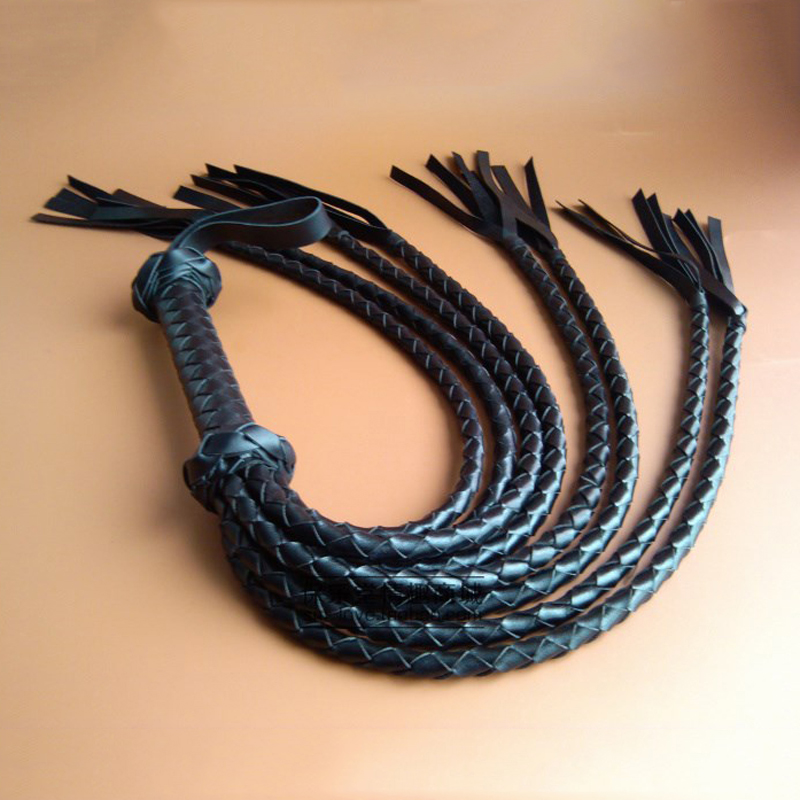 New rushed cheap flogger leather whip adult games flirt <font><b>tools</b></font> cosplay slave bdsm fetish <font><b>sex</b></font> toys spank sexo whips <font><b>for</b></font> <font><b>couples</b></font> image