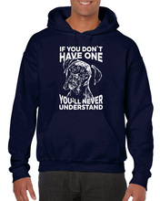 Mens Short Boxer Dog If You Dont Have One Fu Standard Unisex O-Neck Hipster Hoodies Sweatshirts