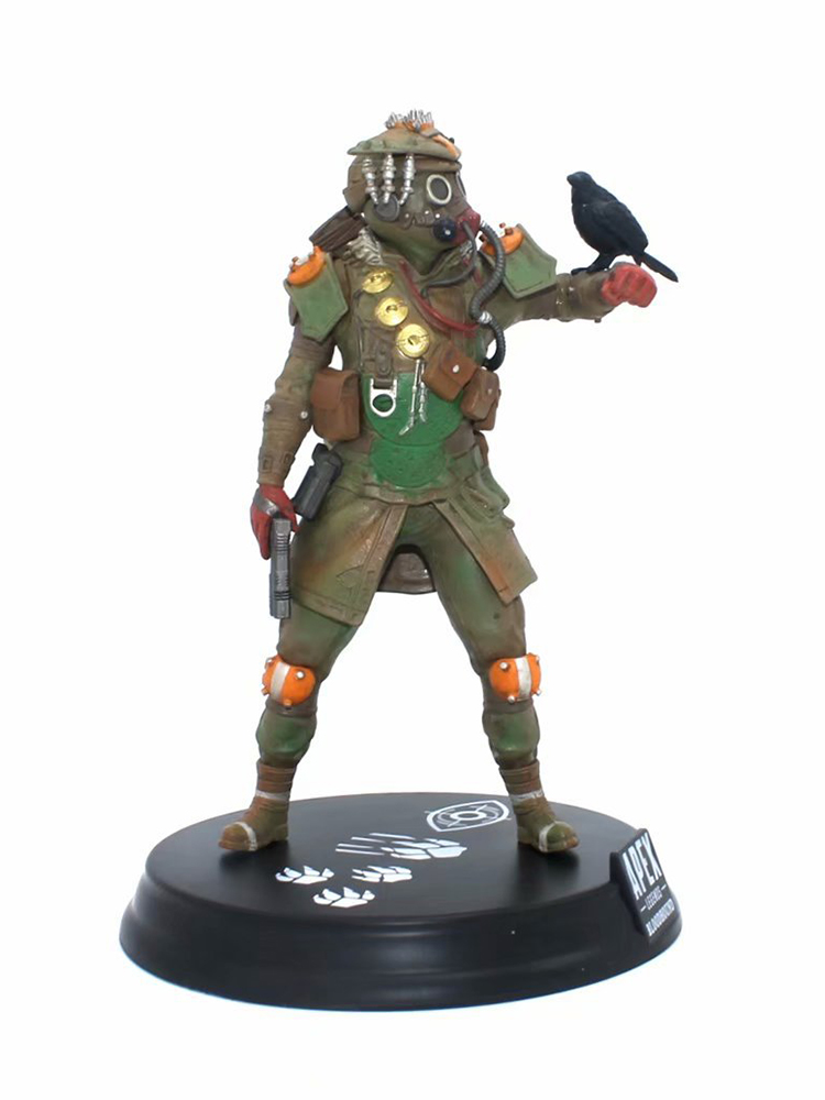 Game <font><b>Apex</b></font> Legends figure <font><b>Toys</b></font> New 21cm <font><b>Apex</b></font> PVC Action Figure <font><b>toys</b></font> <font><b>Apex</b></font> Legenos Anime figure Model <font><b>Toys</b></font> Gift image