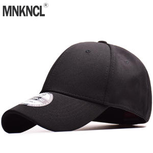 053cec969b2 MNKNCL 100% Cotton Baseball Cap Fitted Men Sport Polo Hats