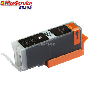 Image 2 - 18X = 3 комплекта совместимый чернильный картридж PGI 750XL CLI 751 PGI750 CLI751 BK C M Y для Canon PIXMA MG6370 MG7170 IP8770 струйный принтер