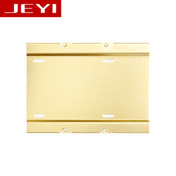JEYI K108 Univerial 2.5 HDD SSD To 3.5 Drive Bay  Disk Adapter Mounting Bracket Converter Tray Full Size 2.5' To 3.5' Ultrabay