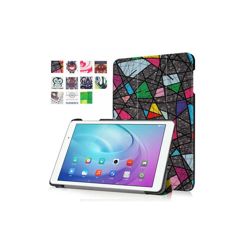 Fashion design Tablet Case New For Huawei MediaPad T2 Pro 10.0 FDR - A01W- A03L Stand Case Cover Skin