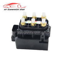 Air Spring Suspension Solenoid Valve Block Air Supply for Audi A8 D3 S8 4E A6 4F C6 S6 A6L Avant C5 Allroad Quattro 4F0616013