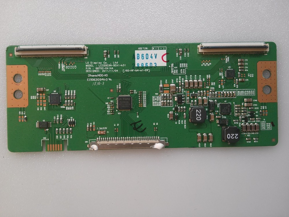 T-CON Board For LG  LC320EXN-SEA1-K31 6870C-0414A 6870C-0370A
