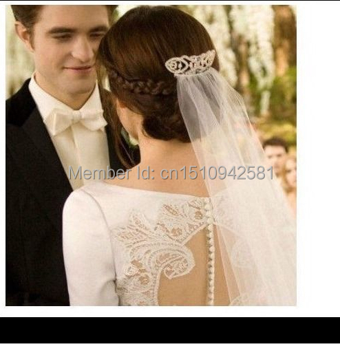Free Shipping Twilight Breaking Dawn Bella S Hair Comb Bride Wedding Replica Hairwear In Jewelry From Accessories On Aliexpress
