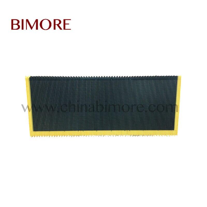 Escalator Stainless Steel Step XAA26145M13 1000mm escalator cascade stainless step xaa26145g1 1009 408 120 teeth