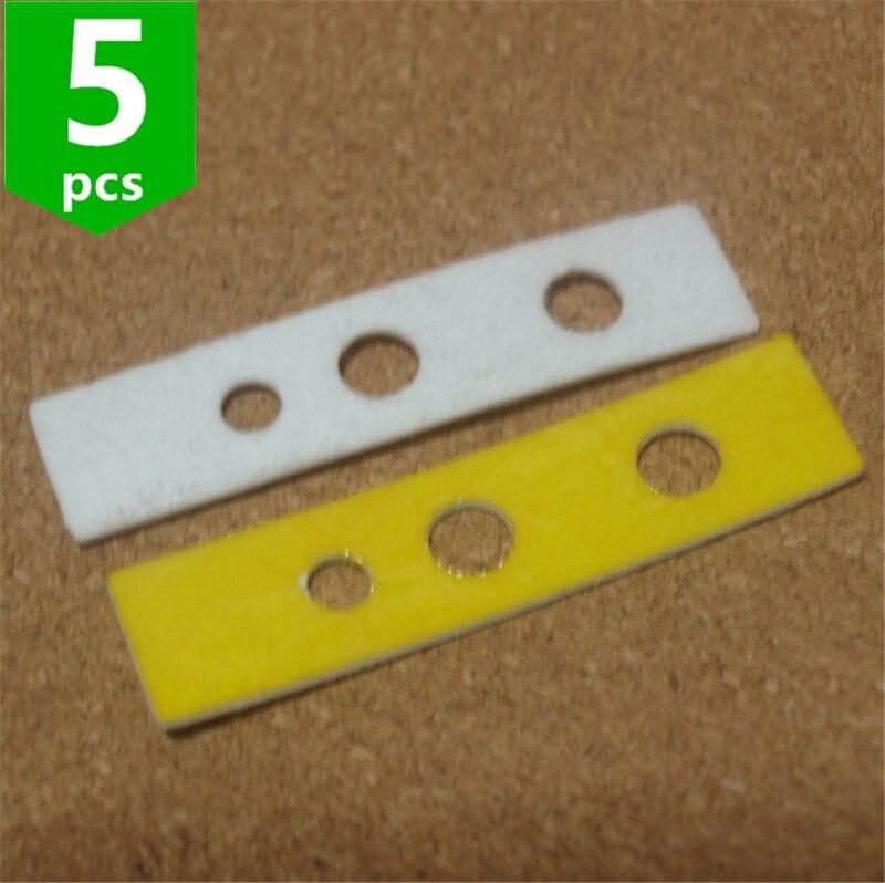 SWMAKER 5pcs 3D printer Replacement Ceramic high temperature resistant heat insulation tape for PT100 V6 heater block