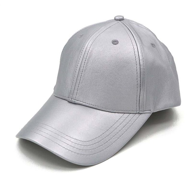 Silver Black snapback hat 5c64fe6f2c700