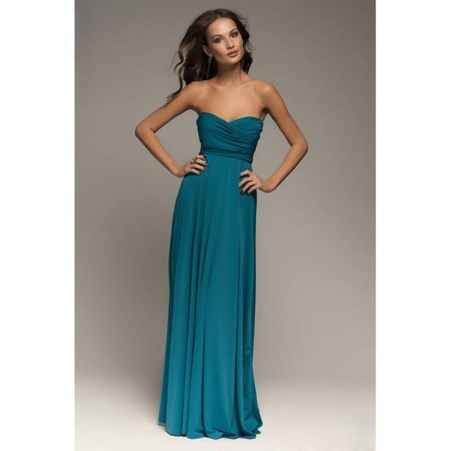 beautiful long dress criss cross waist 3