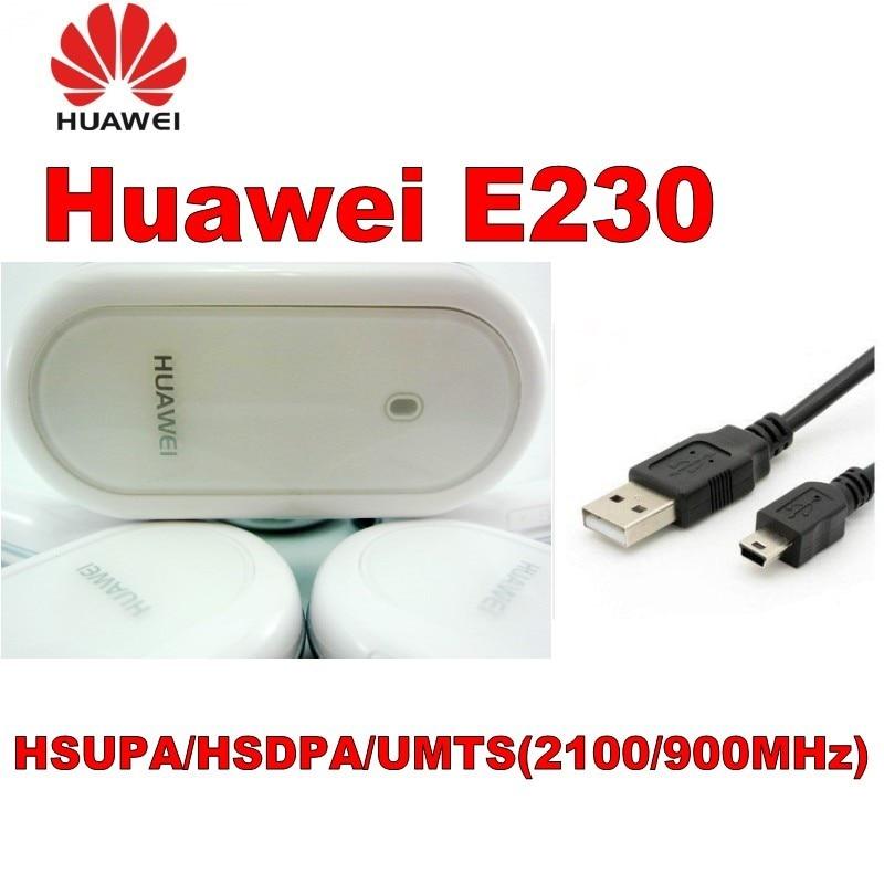 გახსნილია Huawei E230 3G USB უსადენო - ქსელის აპარატურა - ფოტო 2