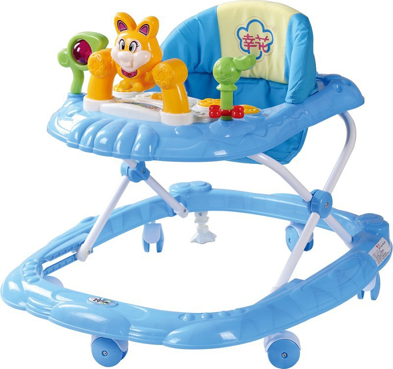 Multifunction Folding Adjustable Height Baby Step Aid Vehicle High Chair Walker Baby Walking Assistant with 360 Degree WheelsMultifunction Folding Adjustable Height Baby Step Aid Vehicle High Chair Walker Baby Walking Assistant with 360 Degree Wheels