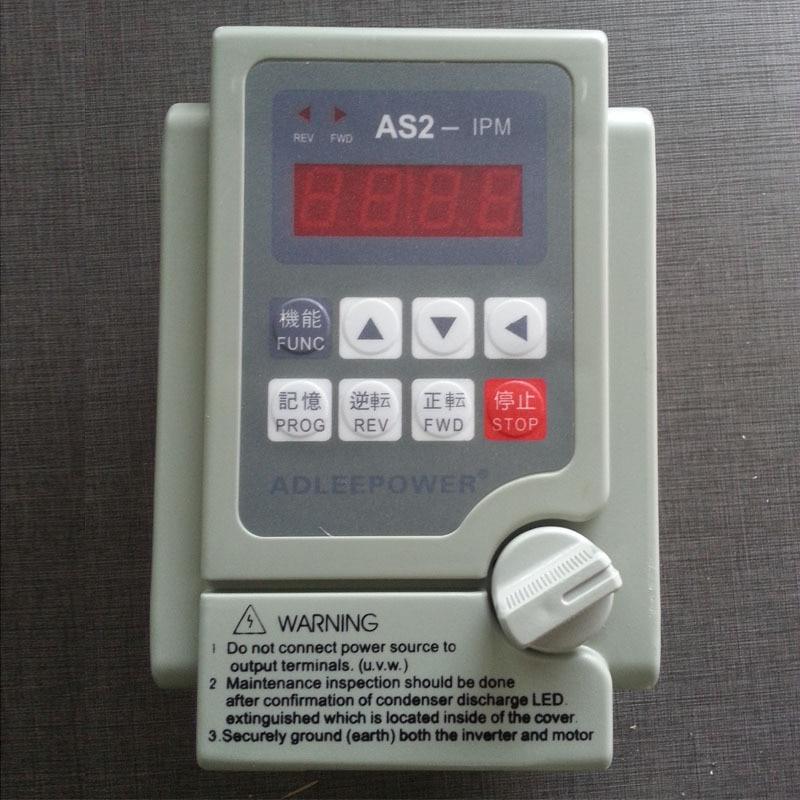 1pc ADLEEPOWER inverter AS2-122 AS2-IPM 3HP 2.2KW 220V New