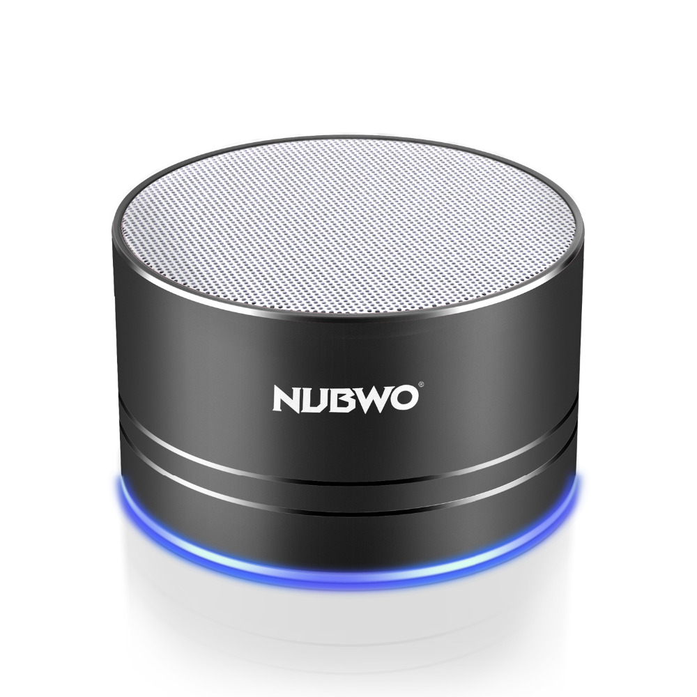 Nubwo A2 Bluetooth Speakers Wireless With Subwoofer Mini