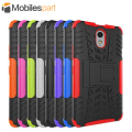 for Lenovo Vibe P1M Case Anti-Knock Shockproof Protector TPU+PC Case with holder Back Cover Phone Case for Lenovo Vibe P1M