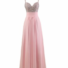 Buy pink bridesmaid dresses and get free shipping on AliExpress.com 0b87af457ac3