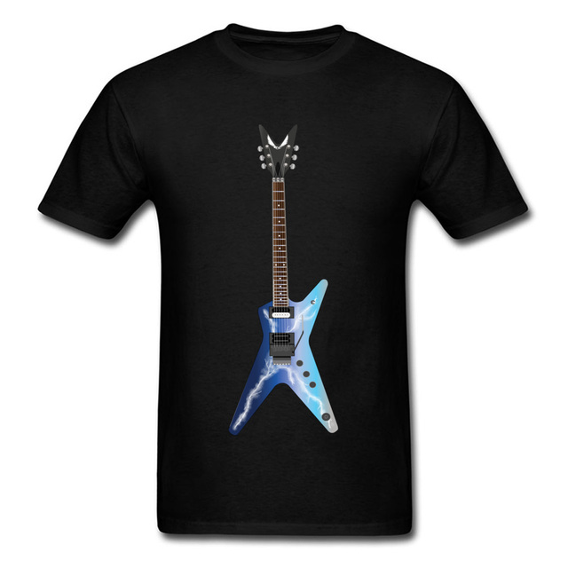 3d Electric T Band Men Tees Cool Fade Tops Guitar No Shirt sCBdthQxr