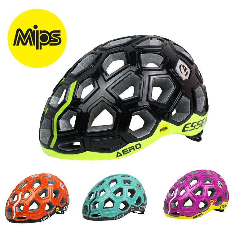 ESSEN MIPS AERO Bicycle Helmet Men Cycling MTB Road Riding Safety Cap Casque Capacete Race 2019 New Smart Helmet Casco Ciclismo in Bicycle Helmet from Sports Entertainment