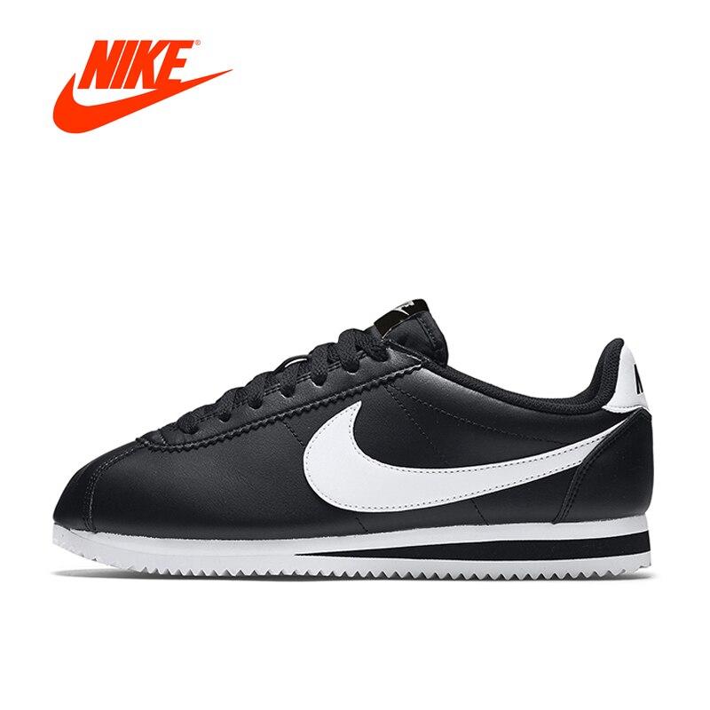 Nuovo Arrivo originale Ufficiale Nike Classic Cortez Impermeabile Runningg Scarpe scarpe Da Tennis di Sport delle Donne