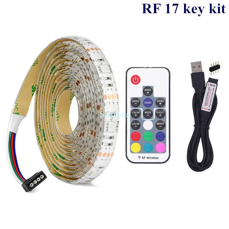 White PCB RF 17 Key