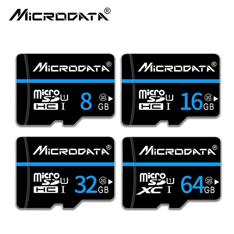 New arrival memory card micro sd 32GB 64GB 128GB class 10 TF card micro sd card 16GB 8GB 4GB cartao de memoria with Free adapter
