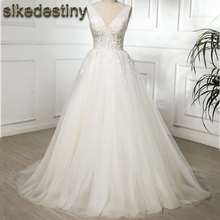 Sikedestiny Wedding Dresses Ball Gowns Bridal Gowns