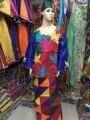 Новая Африканская одежда горячий стиль дизайна моды базен Ткани дизайн ВОСК Limited горячие стиль Ткани и удобные мягкие, M140