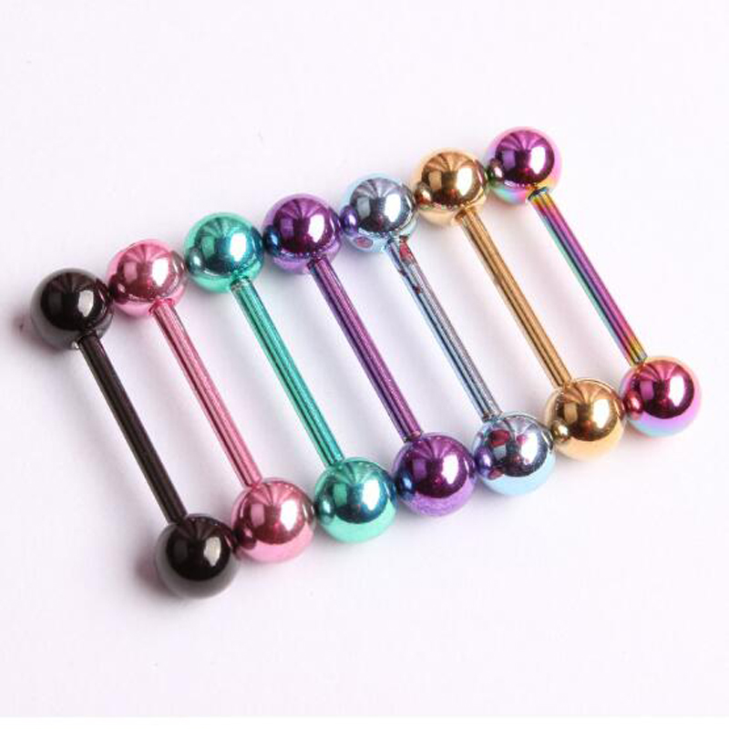 2piece Free Shipping 14g 1 6x16x6mm Stainless Steel Ball