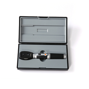 Image 4 - Multiple Colors LED Professional Medical Oftalmoscopio 5 Different Apertures Eye Diagnostic Kit Portable Direct Ophthalmoscope