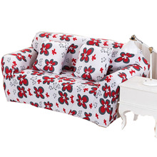 new couch cover funda sofa elastica sofa cover elastic polyester flower sectional couch covers