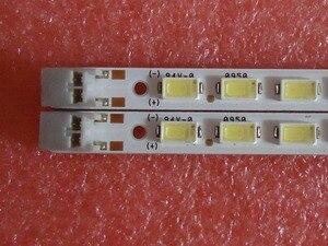 Image 2 - 1 10 زوج/وحدة (1 أزواج = 2 قطع) LJ64 02380A LJ64 02381A LMB 4600BM12 لسامسونج Led الخلفية قطاع 64LED 522 ملليمتر
