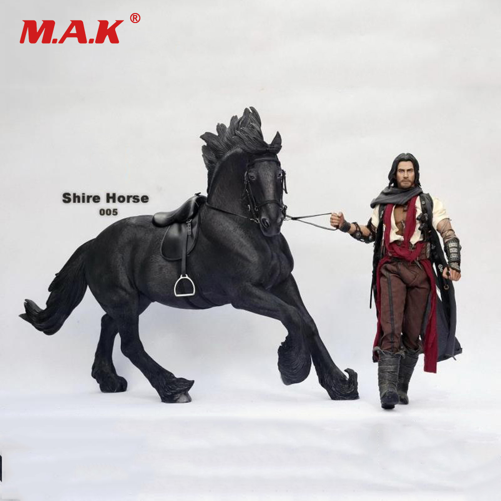 Aliexpress.com : Buy Black British Shire Horse With