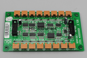 Elevator MCA button expansion board SCL E 65000004 / SCLE with line NEW&ORIGINAL
