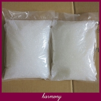FREE Shipping ( 1 kg/lot ) HARMONY STOCK Transparent Italian Keratin Glue Grains for Fusion Hair Extensions