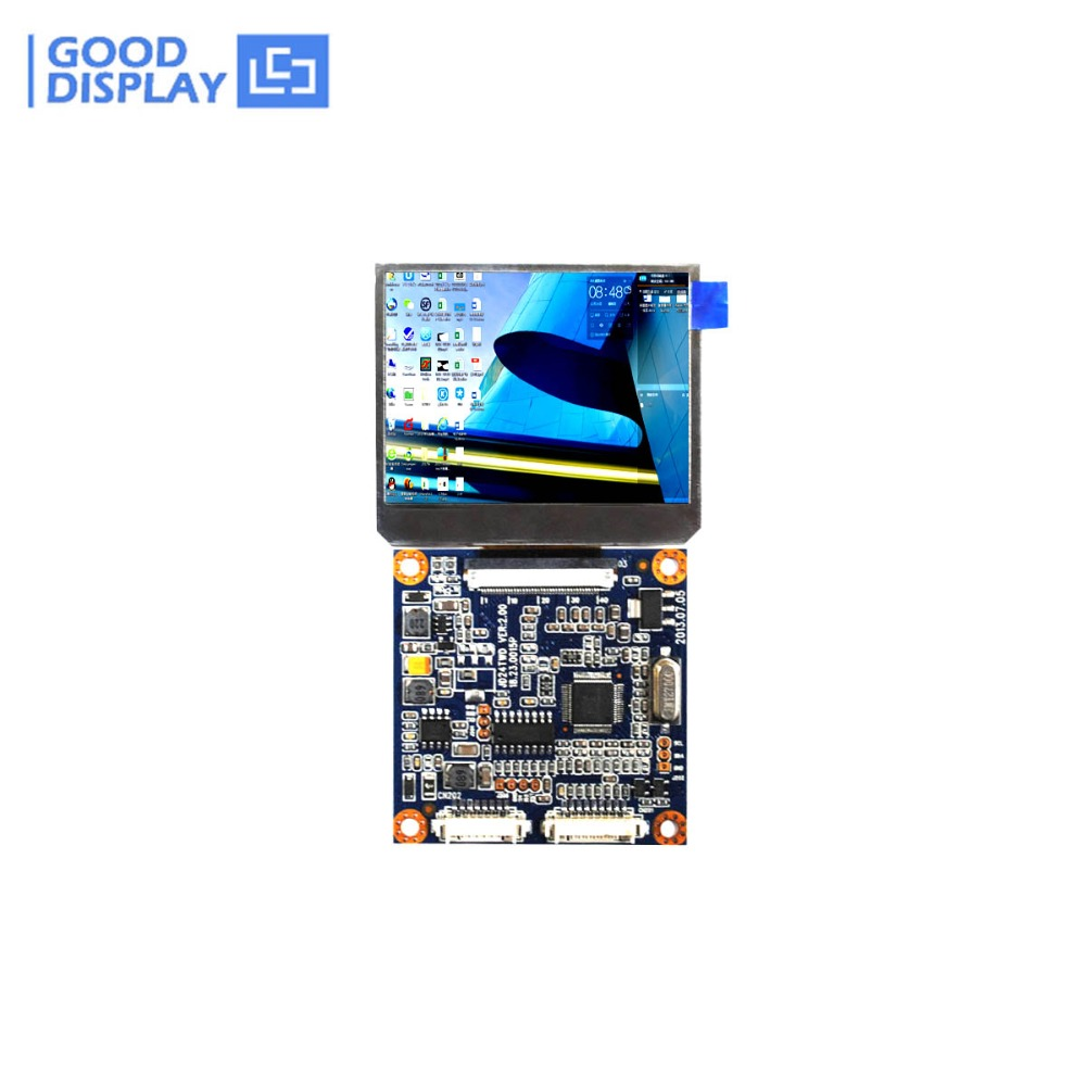 Free Shipping Small Size 2.4'' TFT LCD Monitor
