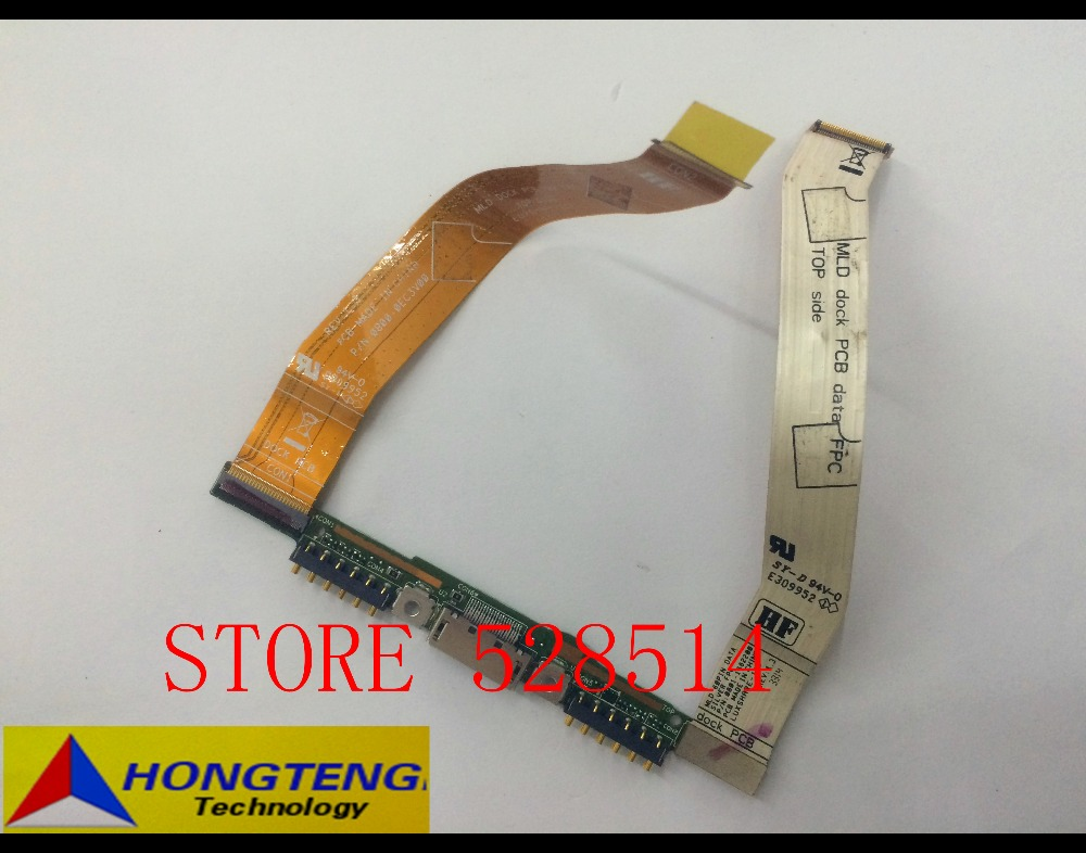MLD DB COCK BOARD FOR DELL 69NM0MU10B02 WITH CABLE 0800-0EC3V00 100% Test ok