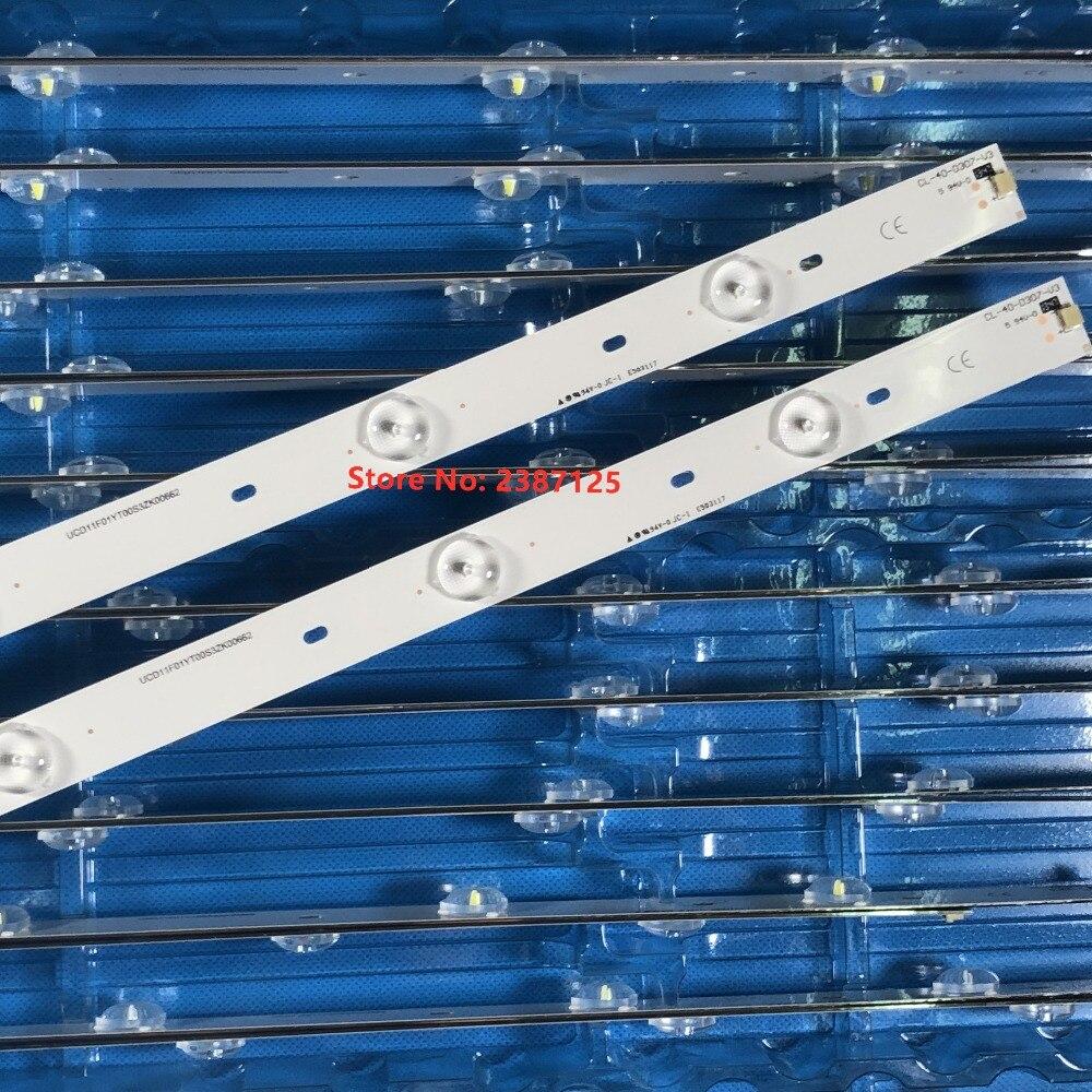 3PCS CL-40-D307-V3 UCD11F01YT00S3ZK0662 UBE12F01YT00S3Y720871 TPV400LA-HM06 40