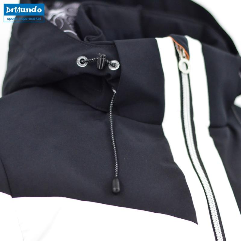 2018 nouvelle marque hiver chaud veste de Ski manteau de neige pour les femmes 2 couleurs taille s-xxl imperméable hiver Snowboard veste femmes - 5
