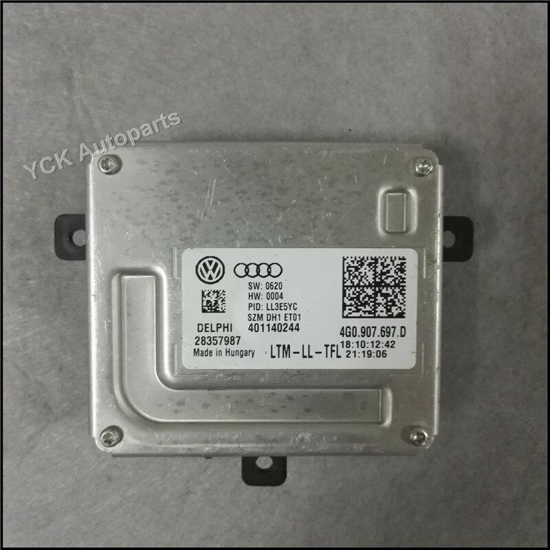 ФОТО Wholesale Original LED Driver for Au-di  401140244 28357987 4G0.907.697.D 4G0907697D 4G0907397D 4G0.907.397.D 28297178