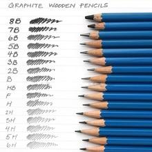STAEDTLER Профессиональный карандаши для рисования, 6 шт./компл., 12 шт./компл., 16 шт. полный комплект, вы можете выбрать