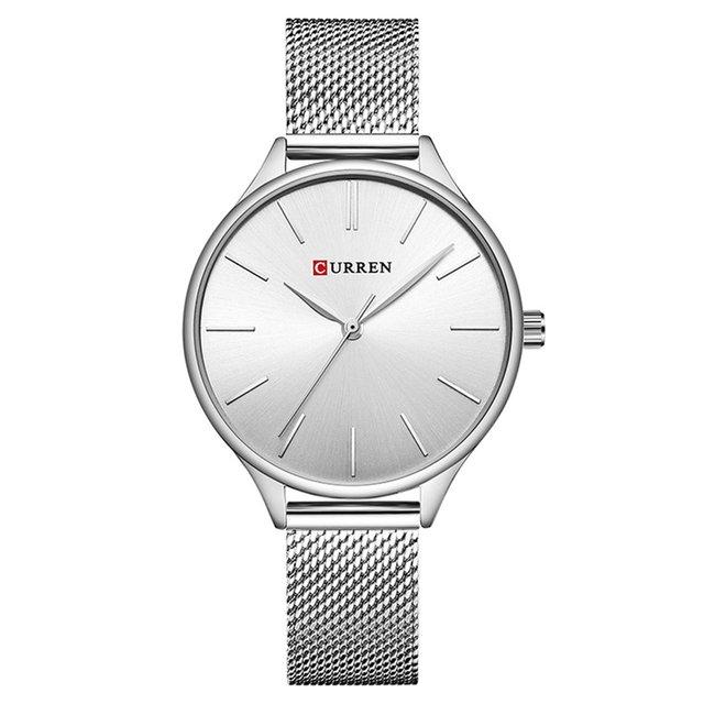 CURREN 9024 Simple Women's Quartz Wristwatches