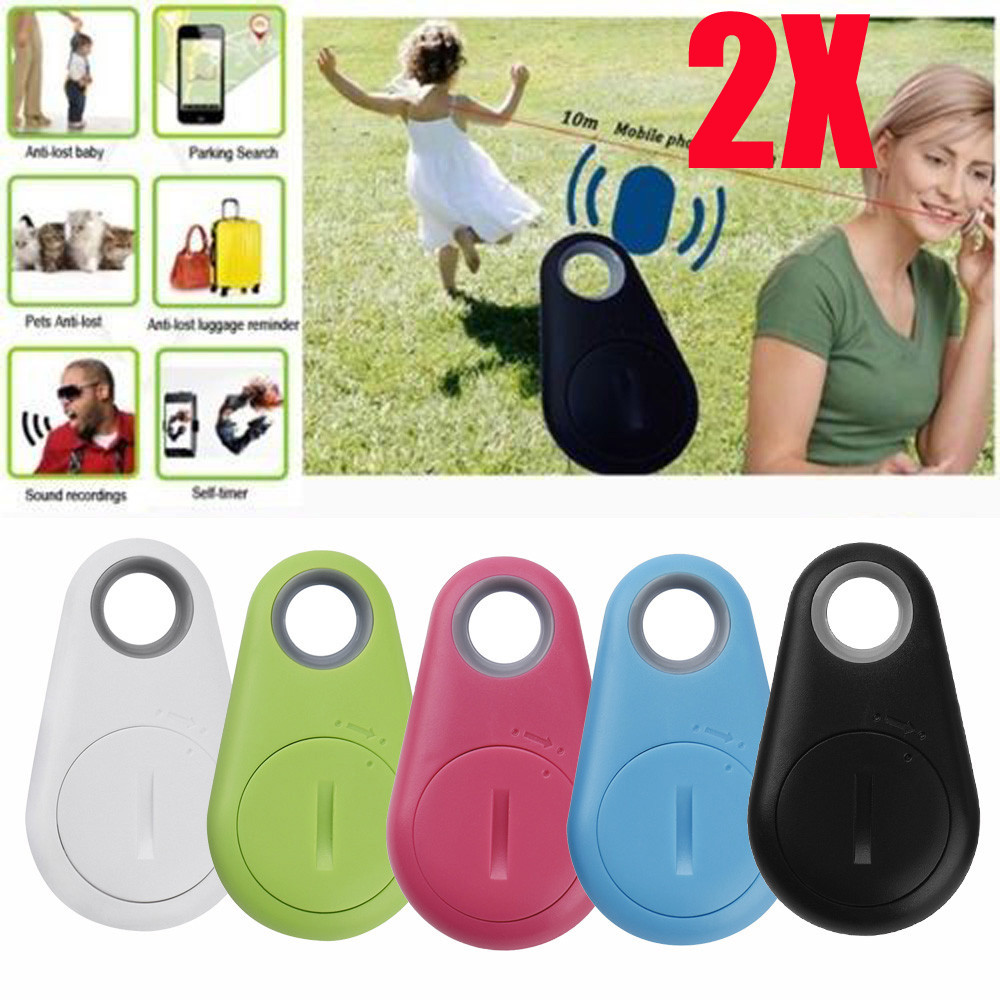 Wallet Alarm Locator Key-Finder Gps-Tracker Phone-Box Theft-Device Anti-Lost Remote Child
