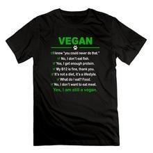 """""""Vegan – Yes I Am Still A Vegan…"""" men's t-shirt"""
