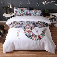 3D Printed Microfiber Bedding Set Bed Quilt Pillow Duvet Cover Bedlinen Set Bedspreads Coverlet Set Best Price
